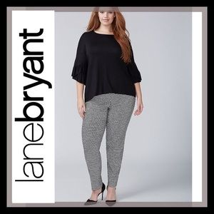 Lane Bryant The Allie Diamond Ankle Pant 24